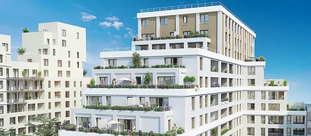 REFLECTO Construction logements - Rosny-sous-Bois-1