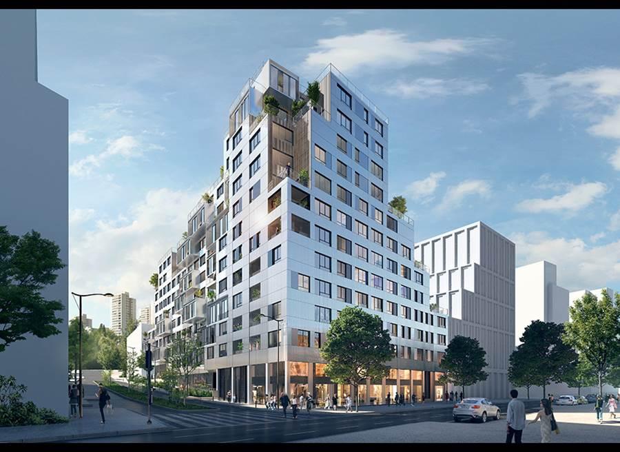 REFLECTO Construction logements - Rosny-sous-Bois-2