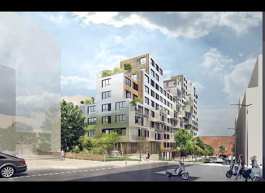 REFLECTO Construction logements - Rosny-sous-Bois-0