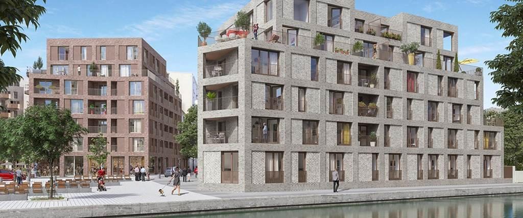 Construction logements - Pantin-0