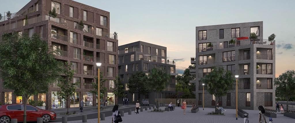 Construction logements - Pantin-1