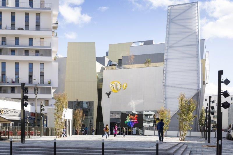 Centre de conférence et cinéma - Pathé Massy-0