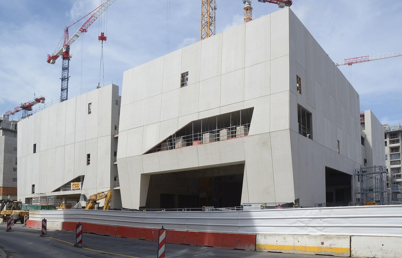 Centre de conférence et cinéma - Pathé Massy-1