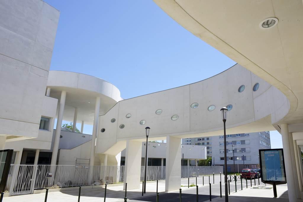 Groupe scolaire Romain Gary - Thiais-1