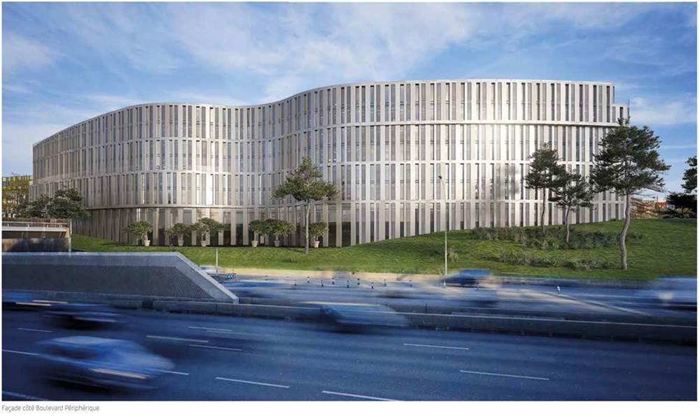 Bureaux View- Paris 20-0