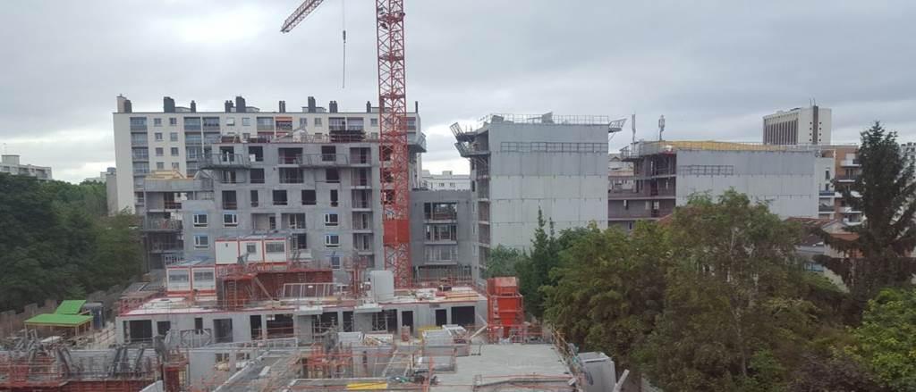 Construction de 78 logements accession et 38 logements sociaux - Malakoff-0