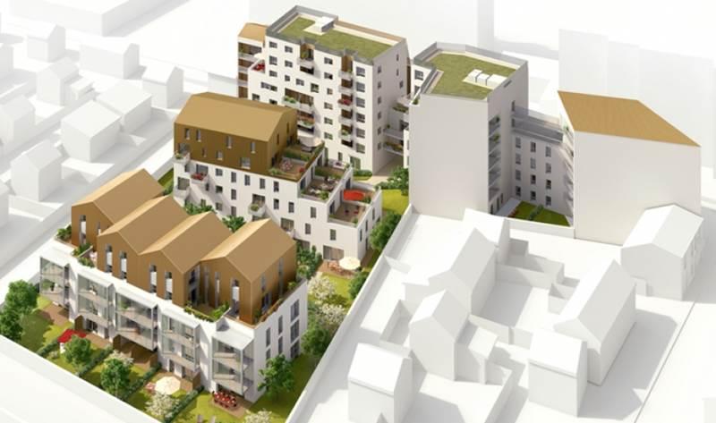 Construction de 78 logements accession et 38 logements sociaux - Malakoff-1