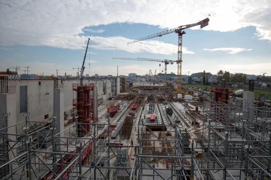 Site de maintenance et de remisage ligne 14 - Saint-Ouen-0