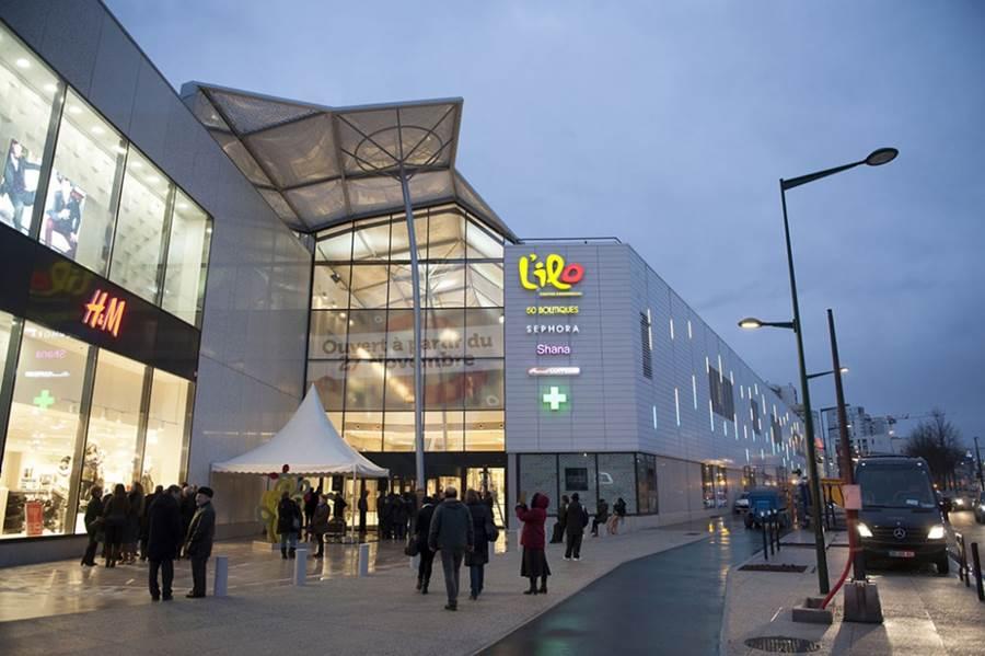 Centre commercial Auchan - Epinay sur-Seine-0